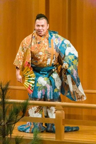 2014/07/21善竹狂言会「花子」